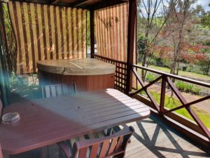 Gumnut Cottage spa